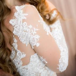 Bridal Shops Essex Dress Detail